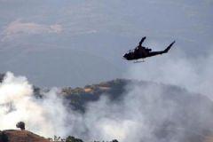 Tunceli'de Hava Destekli PKK Operasyonu