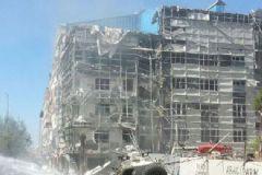 Van'daki Patlamadan İlk Görüntüler