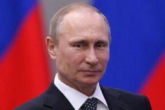 Putin'den Kurban Bayramı İçin Kutlama Mesajı