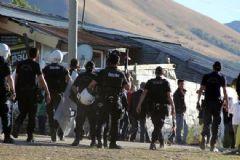 Erzurum'da 100 Kişi Birbirine Girdi