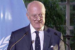 BM Temsilcisi Suriye'deki Çatışmaların Azaldığını Açıkladı