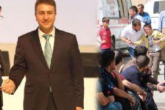 AK Partili Siyasetçi Çocuğunun Yanında Öldürüldü!