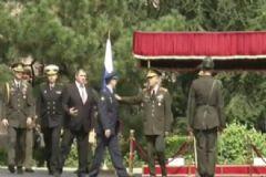 Rusya Genelkurmay Başkanı Ve Akar'ın Görüşmesinde Dikkat Çeken Hareket
