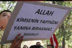 Şemdinli'de Öldürülen AK Partili Ahmet Budak Toprağa Verildi
