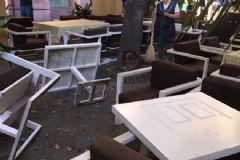 Zorya Luhansk-Fenerbahçe Maçında Olay! Yaralılar Var