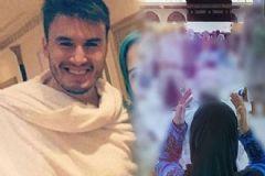 Mustafa Ceceli Hacca Gitti Görüntüler Ortaya Çıktı