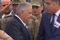 Başbakan Binali Yıldırım Erzurum'a Geldi