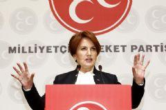 Akşener'den Erdoğan'a 'FETÖ' Savunması