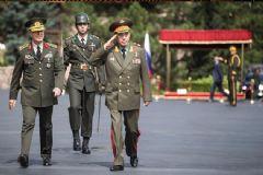 Rusya Genelkurmay Başkanı ve Hulisi Akar Anlaşmaya Vardı