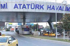 Atatürk Havalimanı'nda Bayram Rekoru