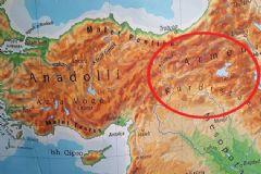 Kosova'da Skandal Harita!