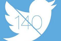Twitter'dan 140 Karakter Değişikliği