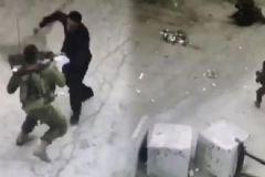 İsrailli Askerler Filistinli Genci Böyle Öldürmüş!