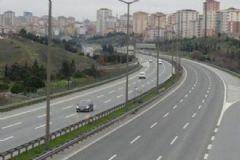 TEM Otoyolu'nun Ankara Yönü 20 Gün Ulaşıma Kapalı
