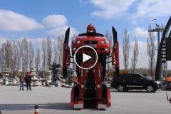 İlk Yerli Transformers Üretildi