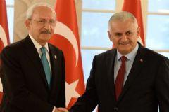 Başbakan Yıldırım ile Kılıçdaroğlu Görüşmesinin Tarihi Belli Oldu