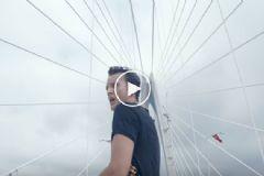 Yavuz Sultan Selim Köprüsü'nde İlk Video Klip Çekildi