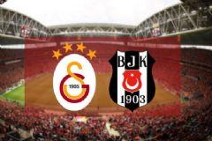 Beşiktaş Galatasaray Derbisinde Flaş Karar
