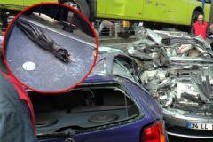 Metrobüs Kazasının Masrafları Saldırgan Yolcudan Tahsil Edilecek!