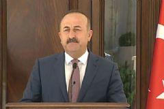 Bakan Çavuşoğlu Fırat Kalkanı'ndaki Hedefi Açıkladı