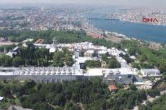 Kültür Bakanlığı'ndan Topkapı Sarayı Açıklaması