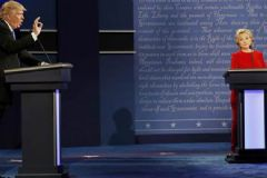 Kazanan Clinton Oldu