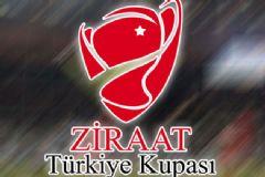 Ziraat Türkiye Kupası'nda Kuralar Çekildi! İşte Eşleşmeler