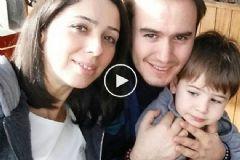 Mustafa Ceceli Eşi İle Düet Yaptı