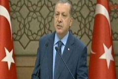 Erdoğan: 'Darbe, Terör, Örtülü İşgal Girişimi'