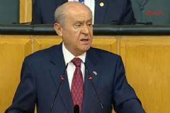 MHP Lideri Bahçeli: Türk Devletini Kanser Gibi Sardılar