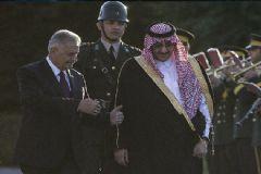 Suudi Arabistan Veliaht Prensi Ankara'ya Geldi