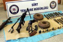 Siirt'te PKK Operasyonu: 20 Gözaltı
