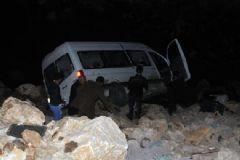 Hakkari'de Korkunç Kaza: 4 Ölü, 11 Yaralı
