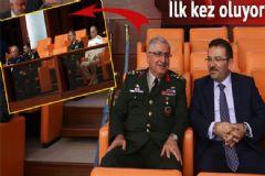 Jandarma Genel Komutanı TBMM Açılış Töreninde Ayrı Oturdu