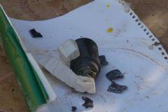 Kilis'te Roket Mermisinin İmhası Sırasında Patlama: 1 Şehit, 2 Yaralı
