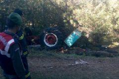 Kastamonu'da Korkunç Kaza: 4 Kişi Öldü, 2 Kişi Ağır Yaralı