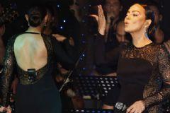 Ebru Gündeş Boşanma Kararı Sonrası İlk Konserini Verdi