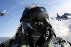 İşaret Parmağı Olmayan Askeri F-16 Pilotu Yaptılar İddiası!