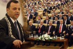 AYM Başkanı Zühtü Arslan: OHAL Hukuksuzluk Hali Değildir