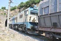 Bingöl Yakınında Yük Trenine Saldırı