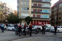 MHP Genel Merkezi Yakınında Çatışma!