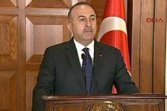 Bakan Çavuşoğlu: Musul'da DAEŞ'e Karşı Her Türlü Desteği Vermeye Hazırız