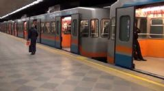 Topkapı Ulubatlı Metro Durağında Şüpheli Çanta