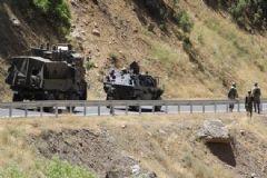 5 PKK'lı İHA ile Vuruldu