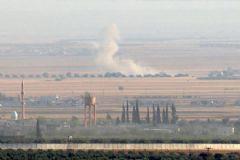 DAEŞ Hedeflerine Top Atışı Ve Hava Saldırısı Düzenlendi