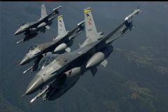 Erzincan'da İHA'lar Hedef Belirledi, F-16'lar Vurdu! 6 PKK'lı İmha Edildi