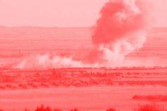 IŞİD Başika Yakınındaki Üsse Saldırdı