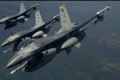 TSK'dan IŞİD'e Hava Harekatı