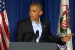 Obama: Böyle Bir Karakterin Oval Ofis'te Bulunmasını Önermem