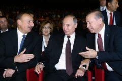 Putin 23. Dünya Enerji Kongresi'nde